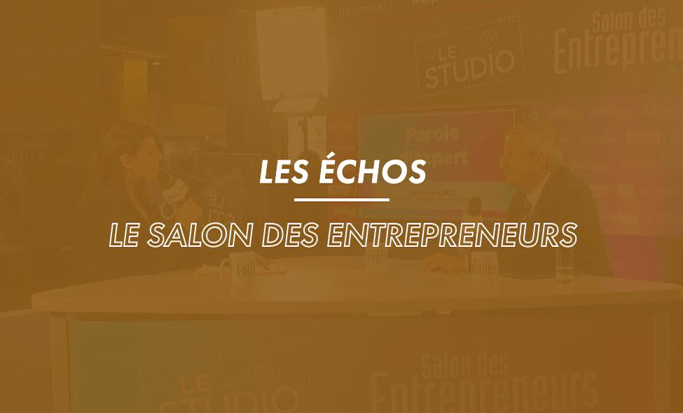 Visuel du projet Les Échos, du Salon des Entrepreneurs